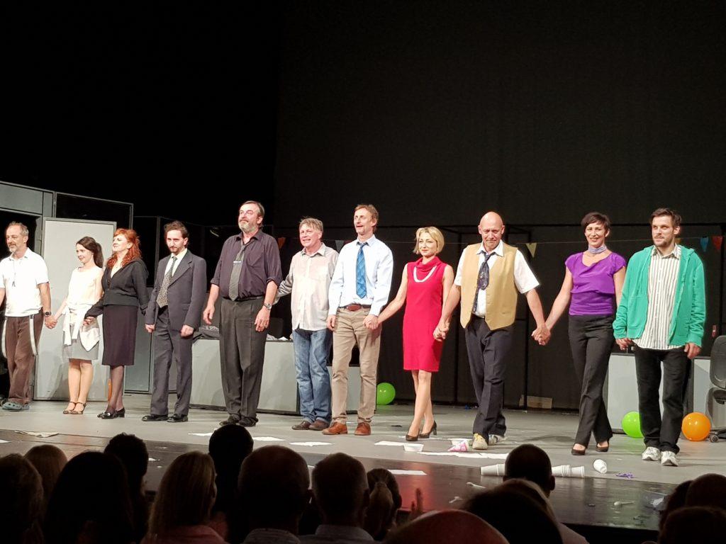 eD system pozval partnery do Švandova divadla
