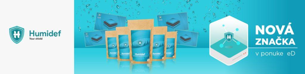 eD system je exkluzivnym distributorom Humidef